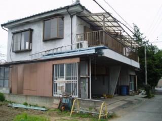 埼玉県熊谷市石原 解体工事