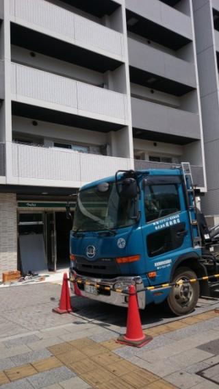 埼玉県熊谷市 店舗内装解体